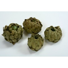 "ARTICHOKE HEADS XLG 4""-4 3/4"" Basil- OUT OF STOCK"