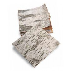 "BIRCH BARK SHEETS 12""X12"""