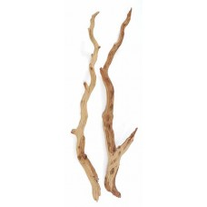 "GHOSTWOOD LOG  Sanded 3""-4"" x 4'-6'- OUT OF STOCK TEXAS ONLY"